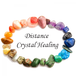 Distance Crystal Healing - Reiki Rei