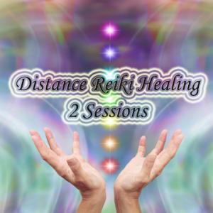 Reiki 2 Sessions